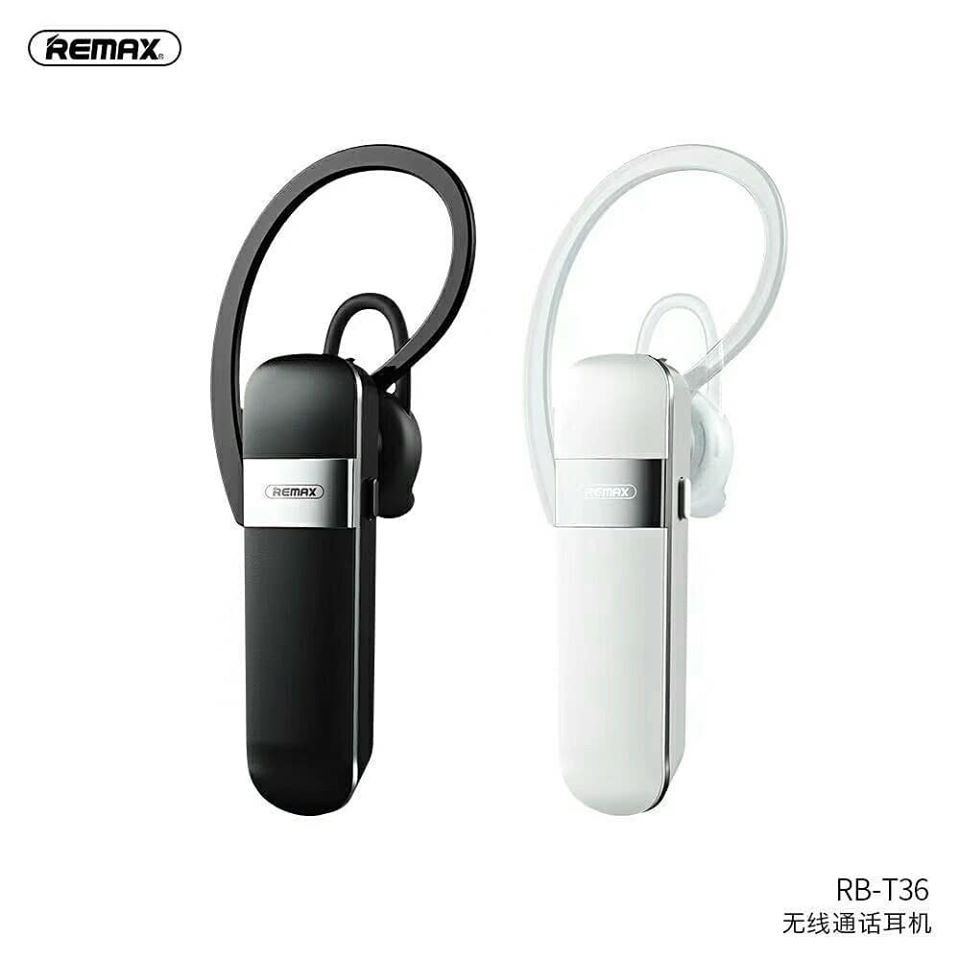 REMAX RB-T36 หูฟังบลูทูธเวอร์ชั่น 5.0 รุ่นใหม่ล่าสุด เสียงดี เบสแน่น  พร้อมส่ง | Shopee Thailand