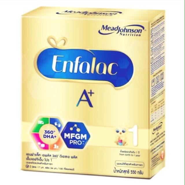 Enfalac สูตร 1 แรกเกิด - 1 ขวบ