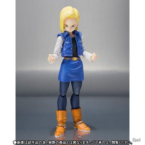 ฟิกเกอร์ Dragon Ball Z PVC Action Figure Man-made 18th