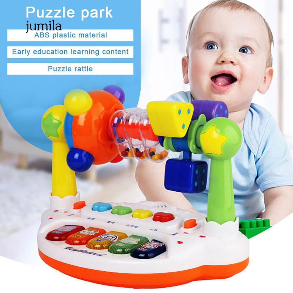 Kids Children Sketchpad Colorful Drawing Board Baby Toddler Puzzle Toy OK