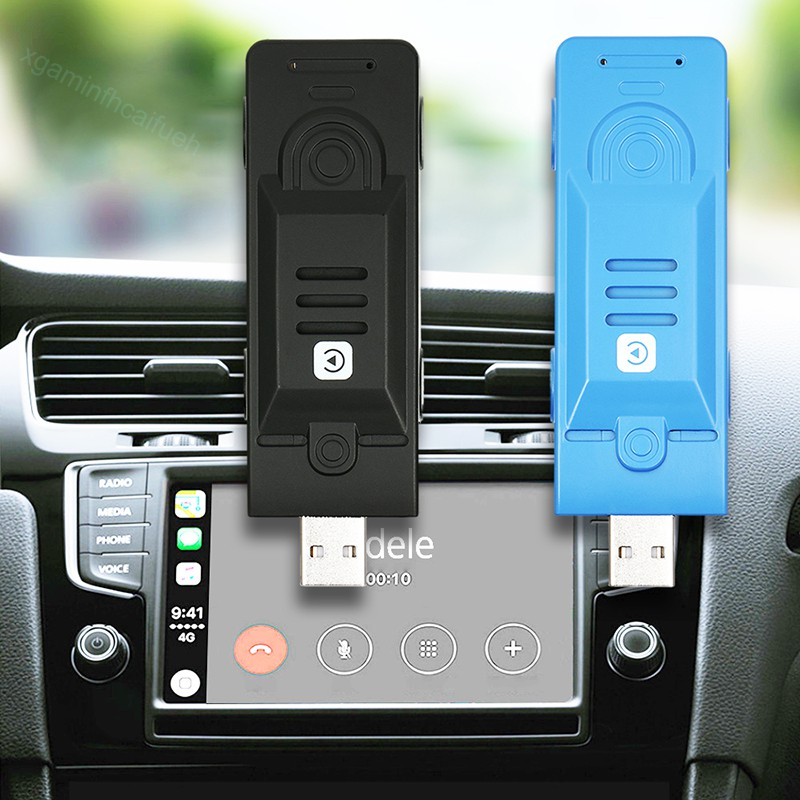 Car Android Stereo Smart Assistant CarPlay Module Dongle for Iphone