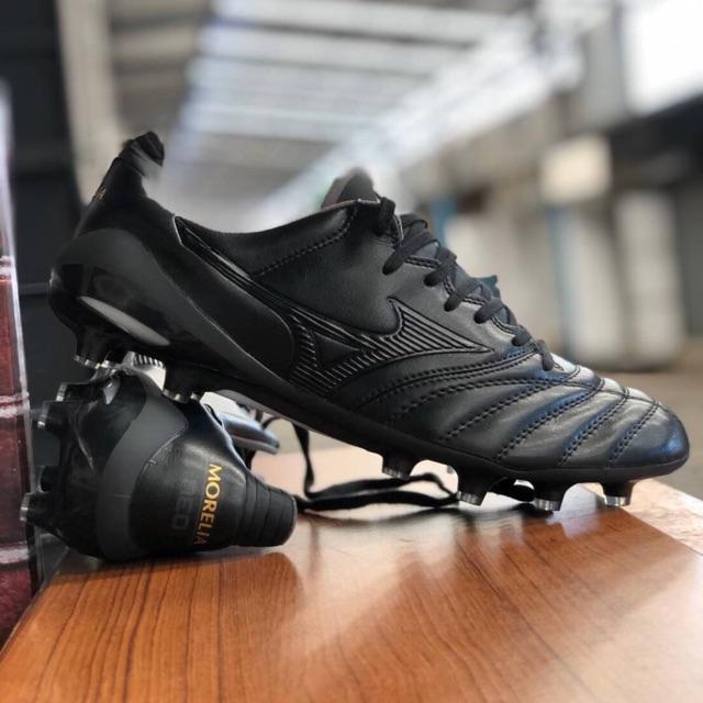 แท้จริงแท้จริงรองเท้าฟุตบอล MIZUNO MORELIA NEO II JAPAN