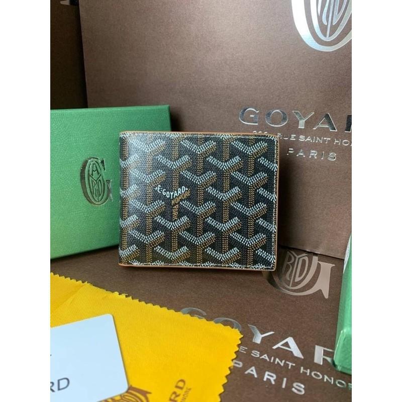 ☋❇✤Goyard walletออริ  size 11 cm.