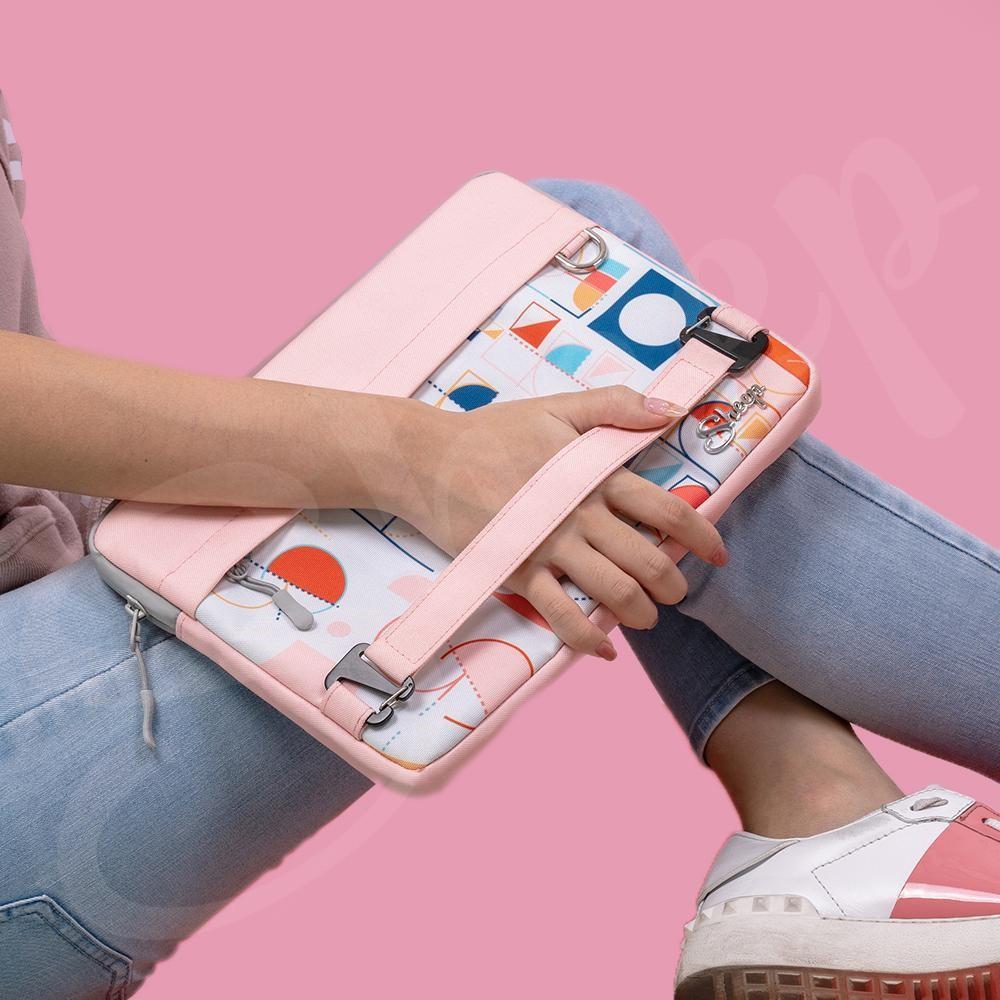 กระเป๋า iPad AppleSheep Escort [Candy/Melon] สำหรับ 9.7 / 10.5 11 xLnc