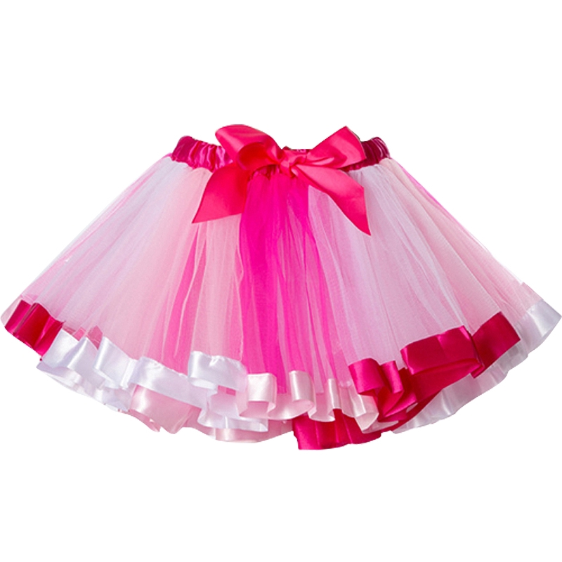 Kids Toddler Baby Girls Princess Party Dress Floral Tutu Dresses Summer 1-4Years