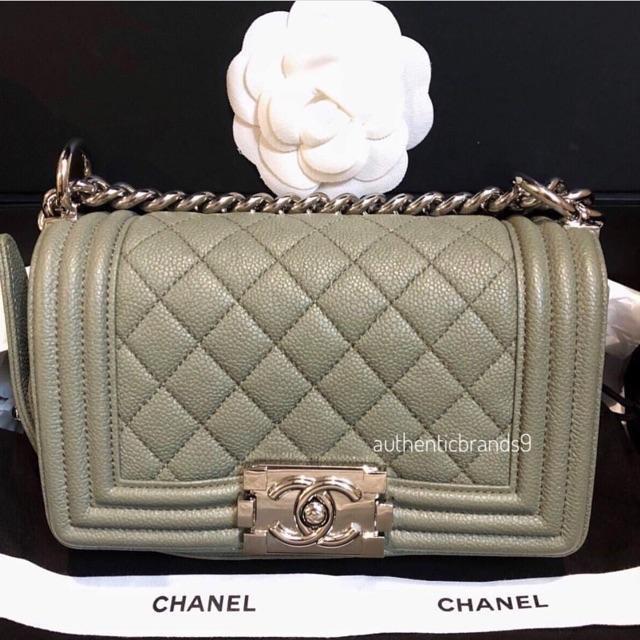 Chanel boy8