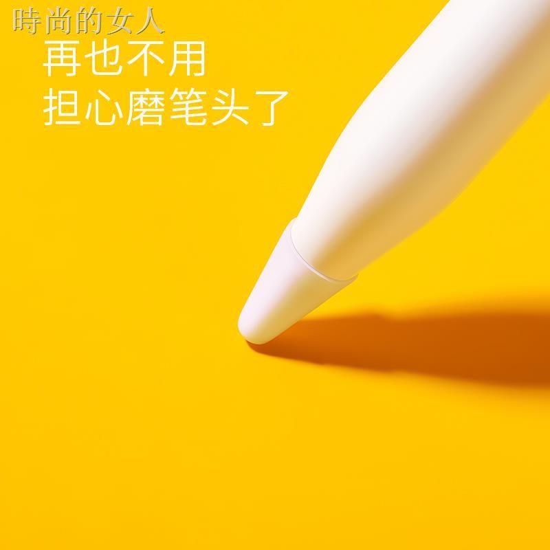 Applepencil ชุดปากกาซิลิโคน สําหรับเขียน แบบไม่มีเสียง สำหรับ Ipencil Generation 2