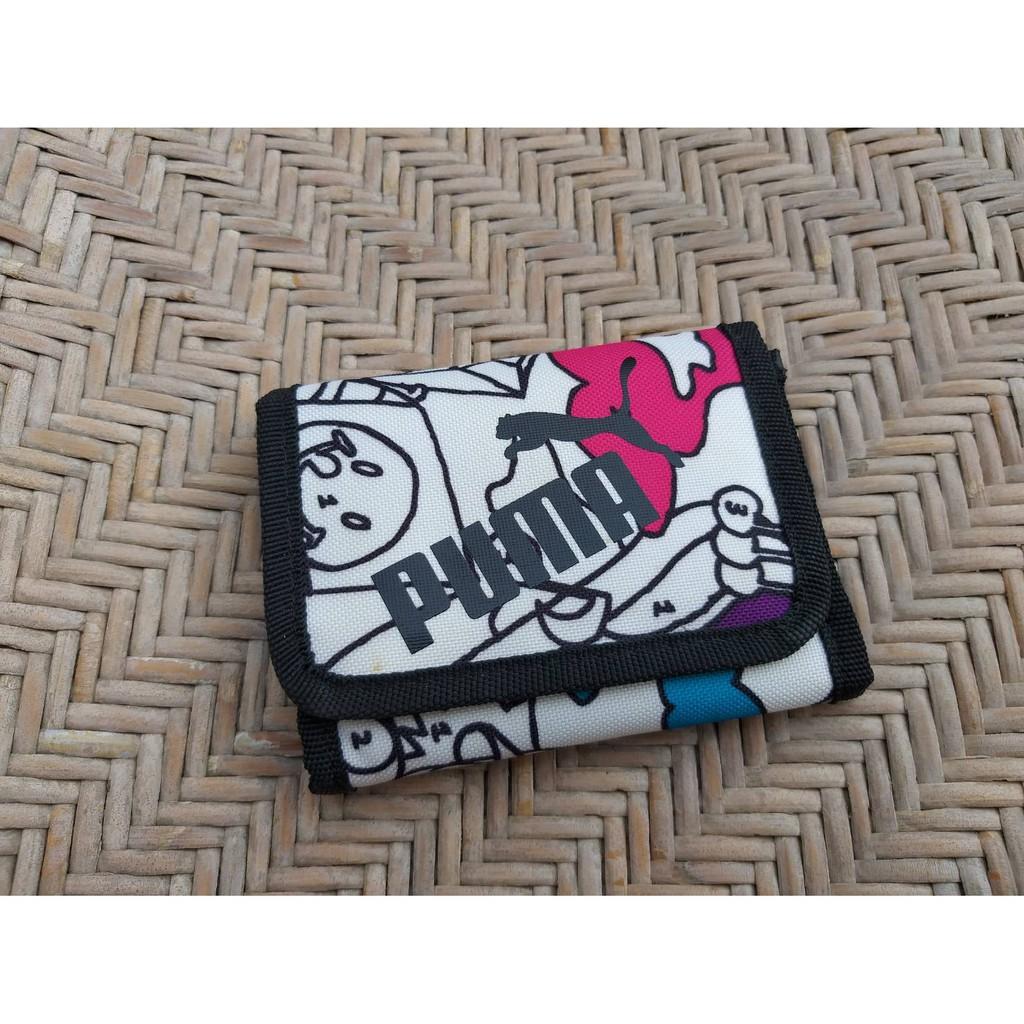 กระเป๋าสตางค์ PUMA สวยมาก (ของใหม่)