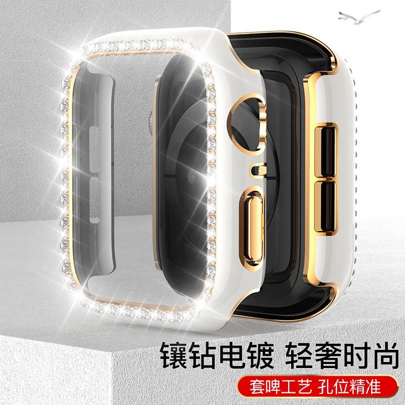 เคสนาฬิกาข้อมือสําหรับ Apple Watch Se Case Apple Watch 123456 Generation