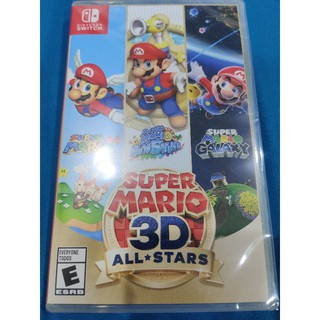 Super Mario 3D All Star  [มือ1]