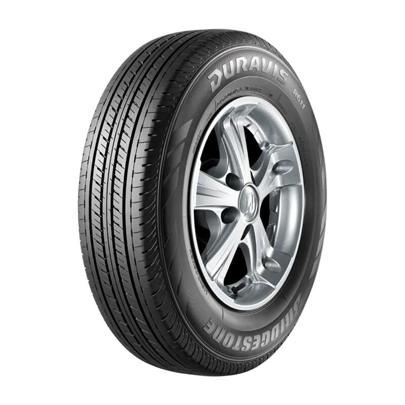 ยางรถยนต์ Bridgestone รุ่น DURAVIS R611 ขนาด 215/70R15C 109/107S ยางรถกระบะ