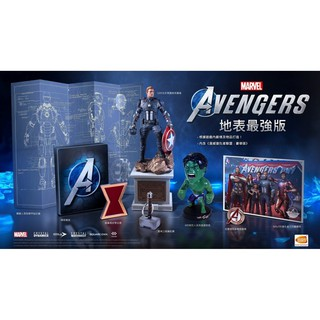PlayStation : PS4 Marvel's Avengers [Earth's Mightiest Edition] (Z3/Asia) Eng ver.