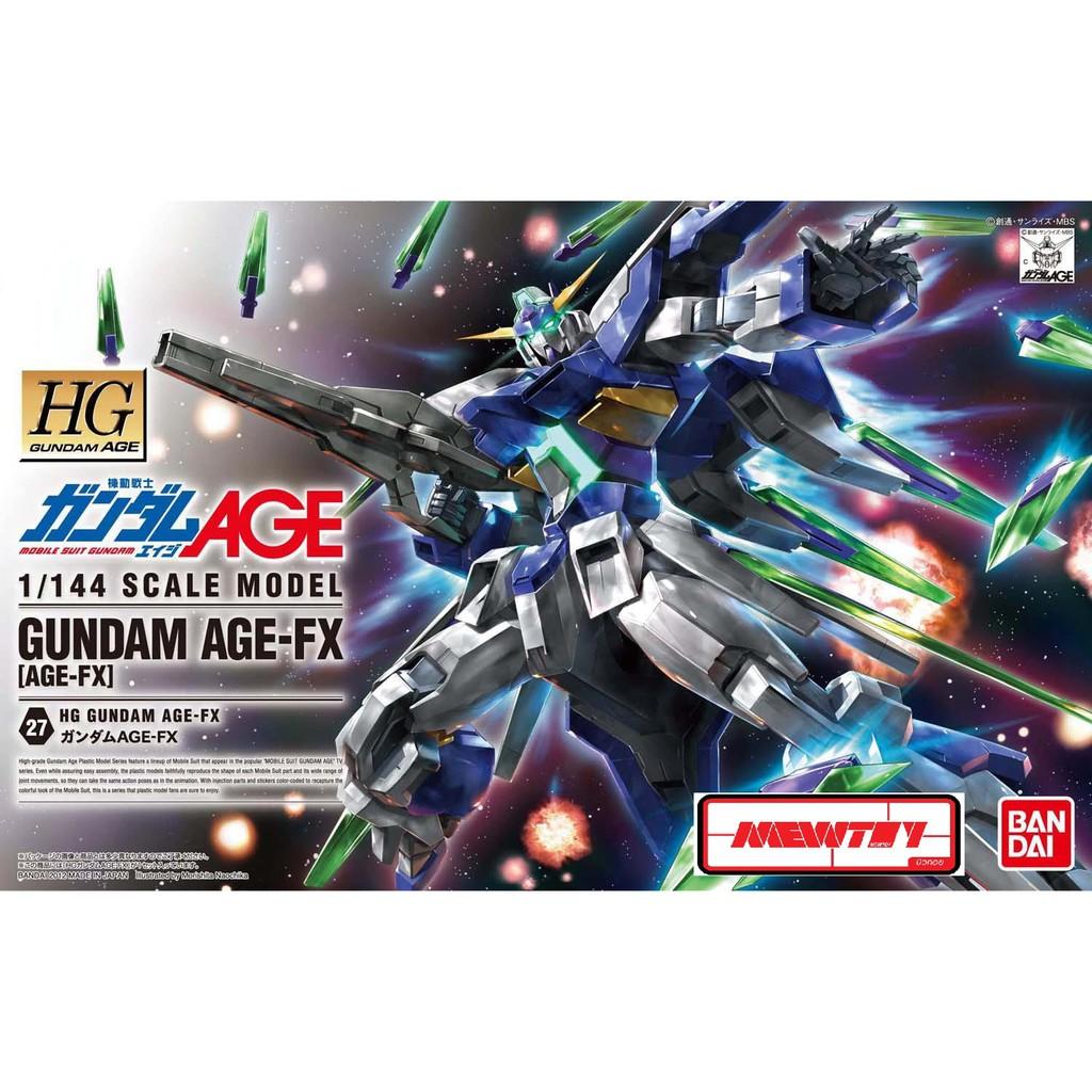HG Age 1/144 Gundam Age-FX  fx