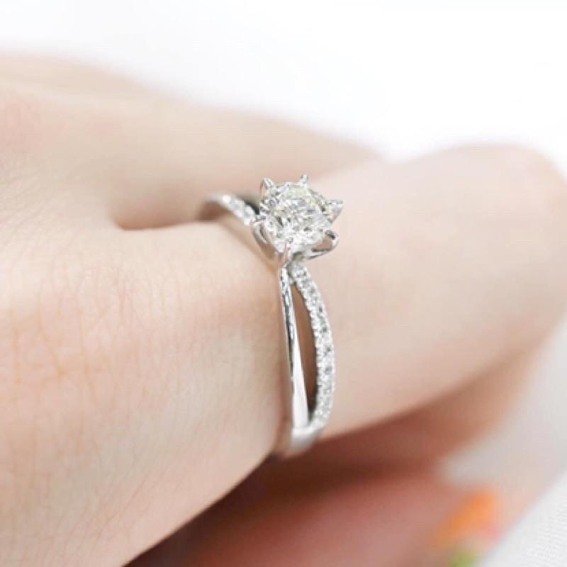 แหวนเพชรแท้ทองคำแท้ราคาโรงงาน