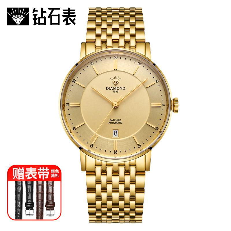 ~≐สายนาฬิกา smartwatchสายนาฬิกา gshockสายนาฬิกา applewatchเซี่ยงไฮ้เพชรแบรนด์นาฬิกาจักรกลอัตโนมัติธุรกิจที่เรียบง่ายผู้ส