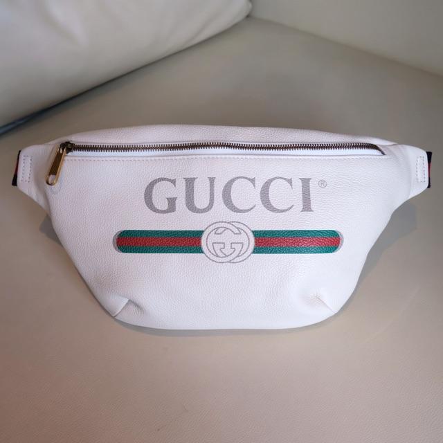 Gucci belt bag กระเป๋าคาดเอว ใบใหญ่