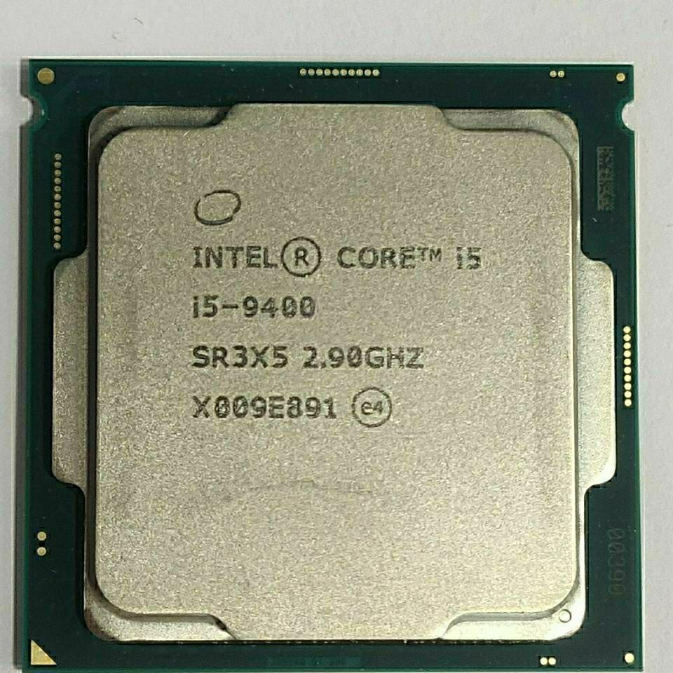 applewatch series 6ஐ✆┇Intel (Intel) i5 9400 9400F 6 คอร์ 6 เธรด โปรเซสเซอร์ CPU จำนวนมาก