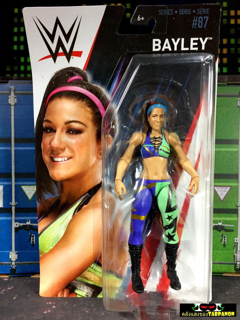 [18.09] WWE Series 87 Bayley 7-inch Basic Figure