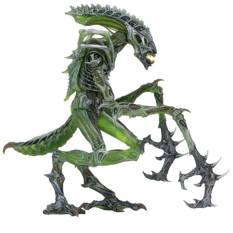 "NECA Aliens Mantis Alien 7/"" figurine avec chest burster Aliens séries 10 statue"
