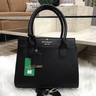 Review 💕 พร้อมส่ง! Kate Spade New York Women's Cameron Street Candace Satchel🍭
