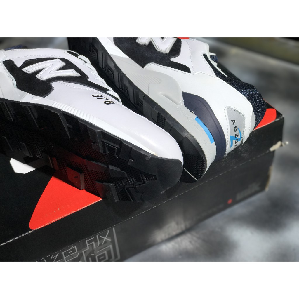 en soldes 6ec76 44995 ราคาดีที่สุด 【 ujune 】 original New Balance 878 NB 878 ...