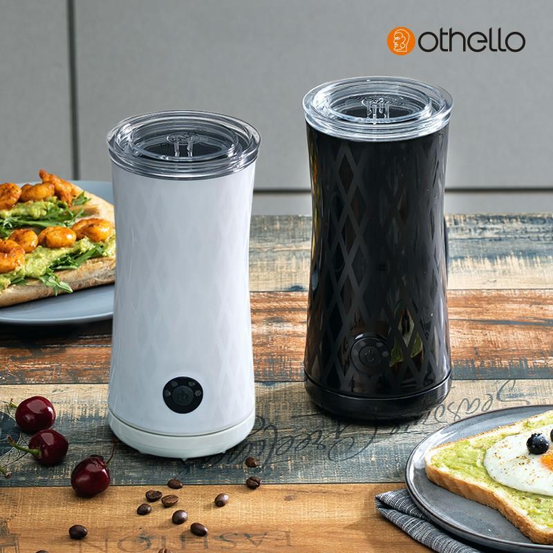 ♡ぐเครื่องชงกาแฟสดเครื่องชงกาแฟแคปซูลเยอรมนี Othello เครื่องตีฟองนมไฟฟ้าเครื่องตีฟองนมเครื่องทำฟองนมในครัวเรือนเครื่องทำฟ