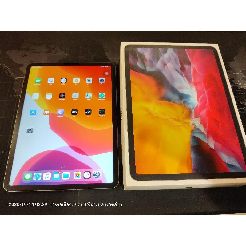 """(สินค้าหมด) IPad Pro 11""""[2nd gen2] 128Gb wifi+cellular มือสอง"""