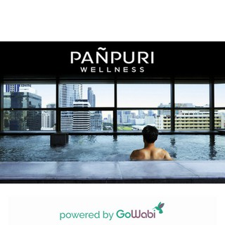 [E-Voucher] Panpuri Wellness - Onsen Day Pass