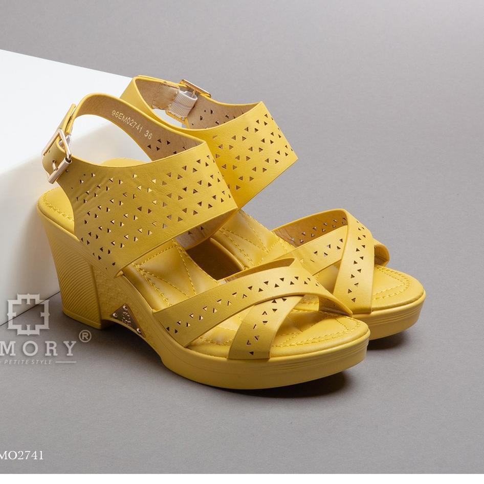 (mr.10f 21b) รองเท้าส้นสูง 73% Emory Devy 96emo 2741 สําหรับผู้หญิง