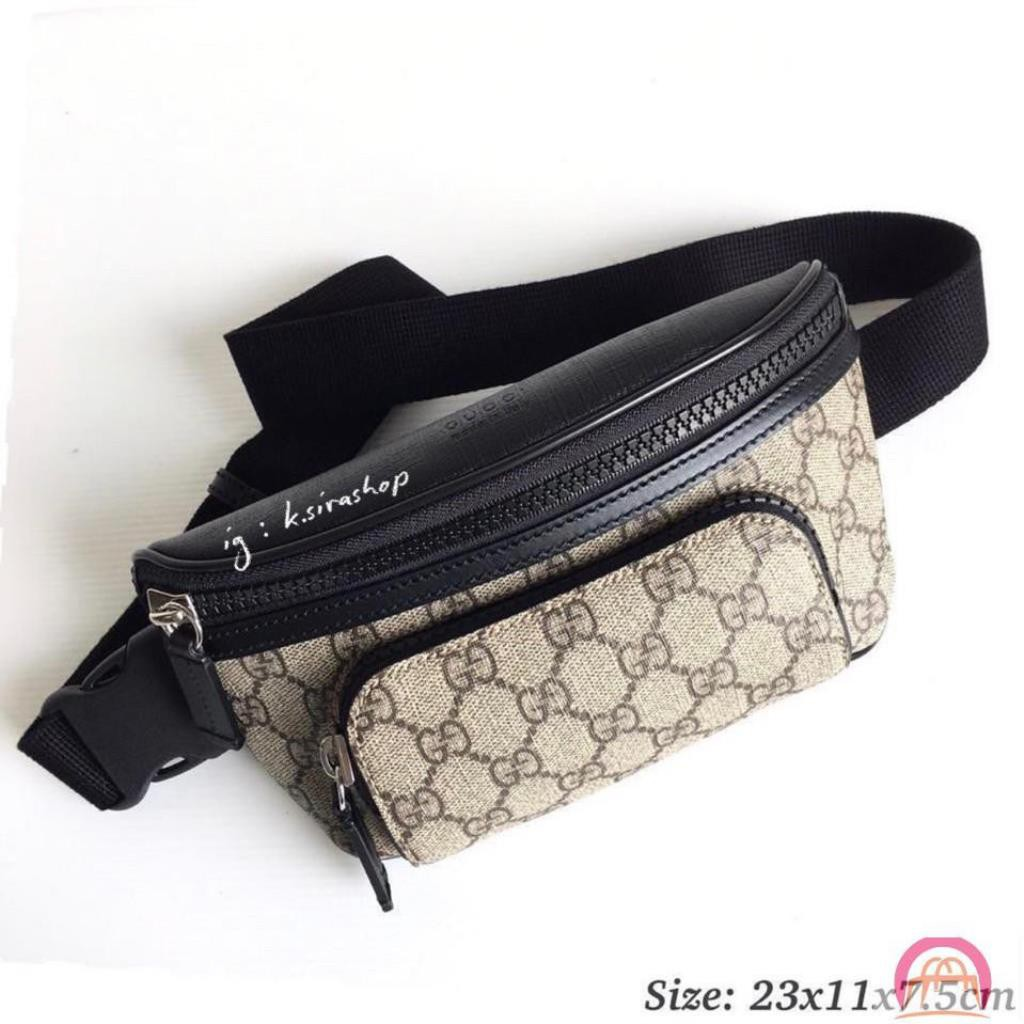Gucci Belt Bag แท้ 💯%ของแท้ 100%