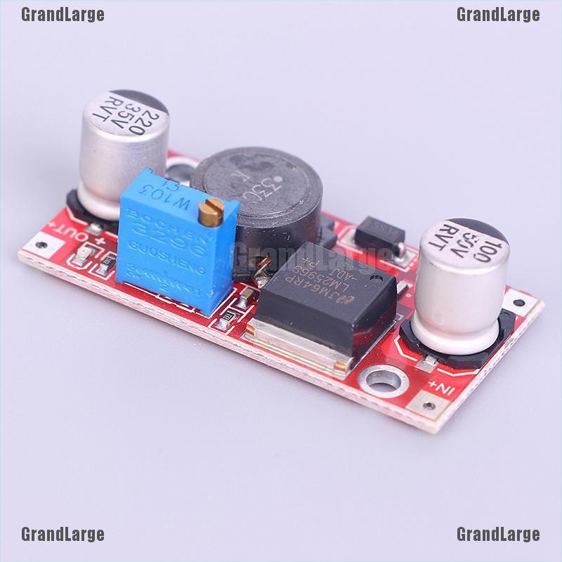 DC-DC Boost Converter Module Step Up Power Supply Voltage Adjustable PCB Board