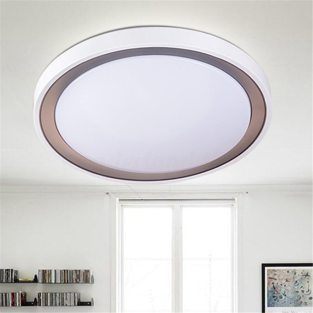 121824W Modern LED Ceiling Light Flush Mount Bathroom