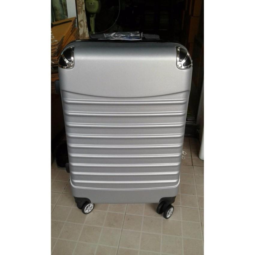 กระเป๋าเดินทาง 24 นิ้ว สีเทากระเป๋าเดินทาง