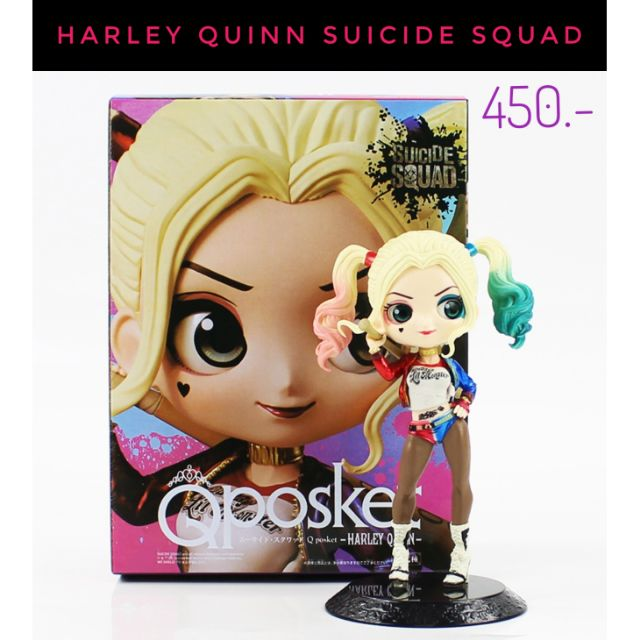 Figure Harley Quinn Suicide Squad DC Comic