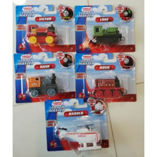THOMAS Train Trackmaster Red and White Coach