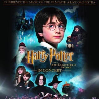 บัตรชมการแสดง Harry potter and the philosopher's stone in concert in thailand