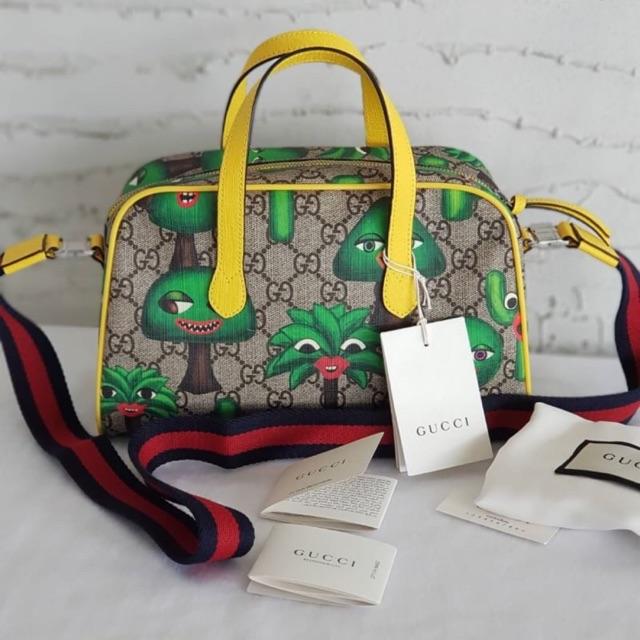 Gucci Beige Cactus Bag