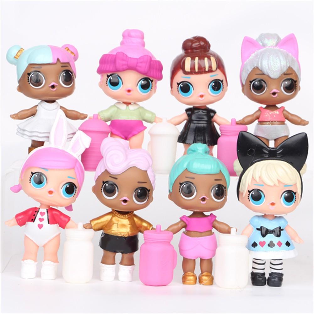 Lol Surprise Eye Spy Under Wraps Doll L O L Toys Games Dolls