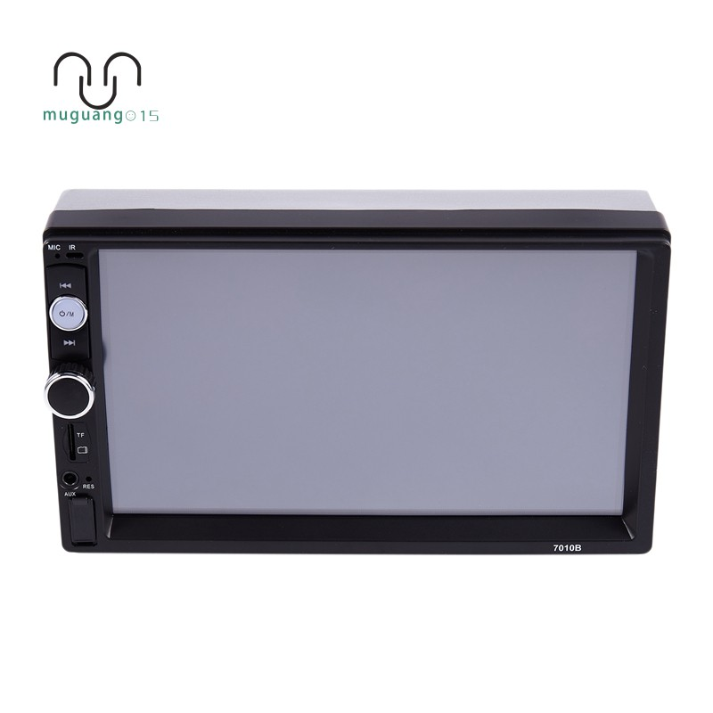 """7010B Bluetooth V2.0 Car Audio Stereo 7/"""" TFT Touch Screen MP5 Player Camera"""