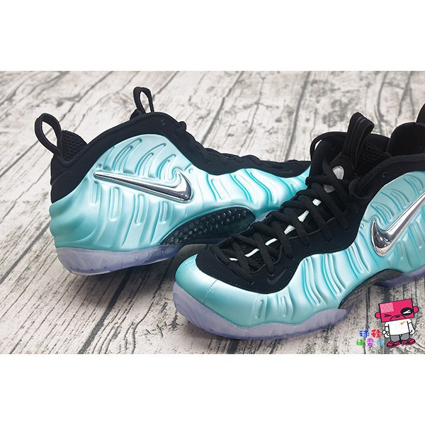cheap for discount 9dc96 e5274 Sale US7 ~ US13 NIKE AIR FOAMPOSITE PRO ISLAND GREEN รองเท้าส้นสูง Green  Lake ซื้อ - เท่านั้น ฿2,212