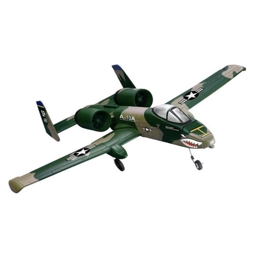 TS819 ชุดเครื่องบินบังคับวิทยุ RTF พร้อมบิน A10 Warthog 6 Ch (สีเงิน)  #41