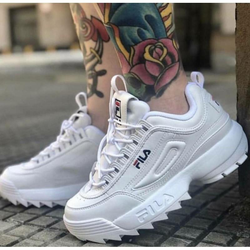 *รองเท้าวิ่ง*รองเท้าของแท้FILA Disruptor Ll 💥319.-