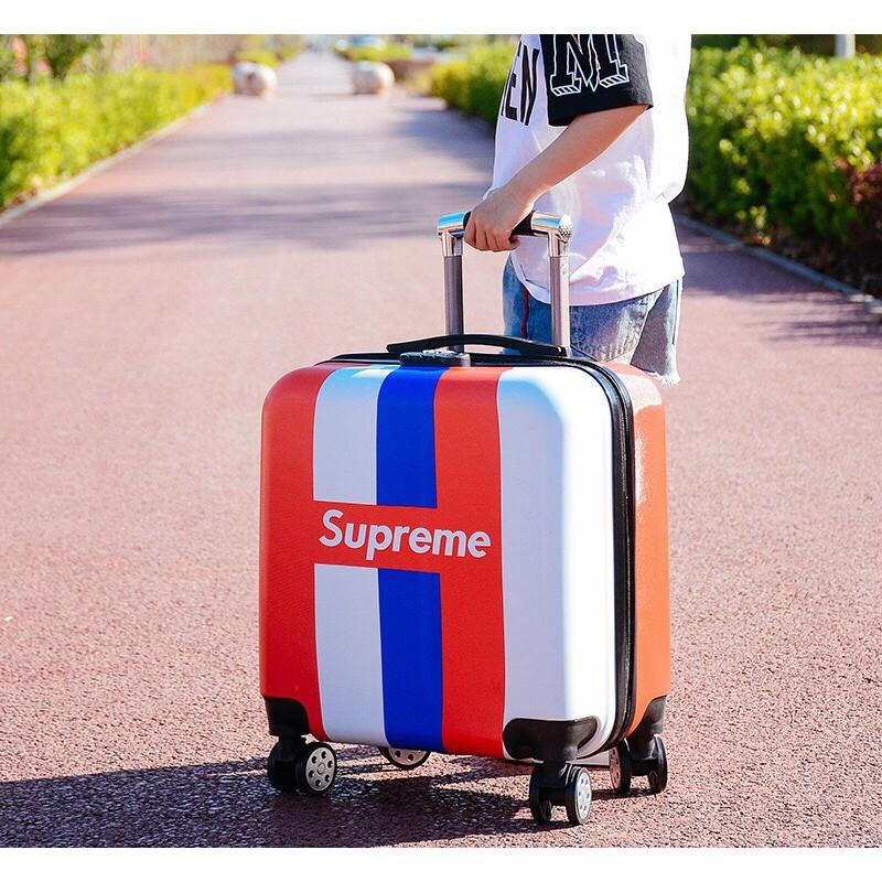กระเป๋าเดินทางล้อลาก สุพรีม SUPREME รุ่นใหม่ 2020 พกพาขึ้นเครื่องได้สบาย 20 นิ้ว