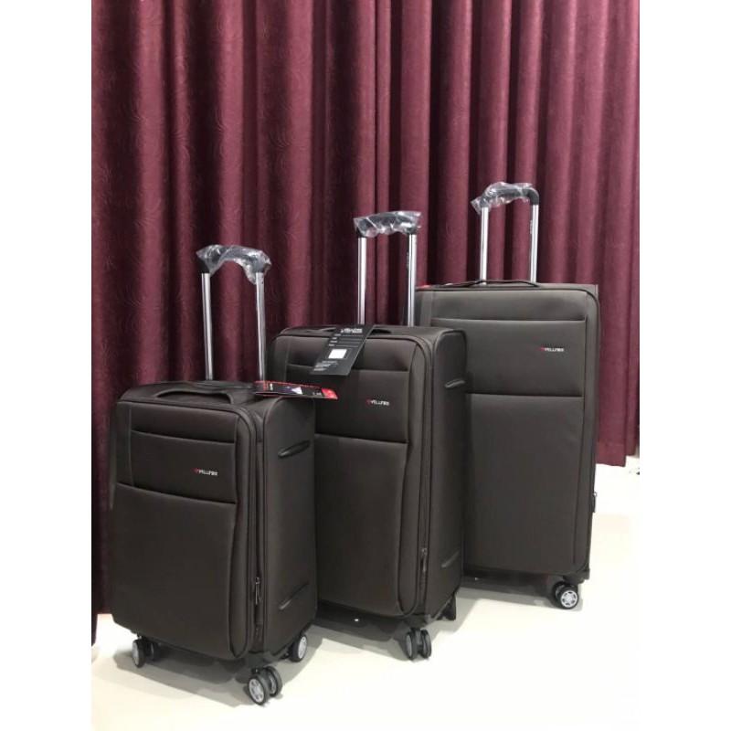 """กระเป๋าเดินทางล้อลาก 24"""""""