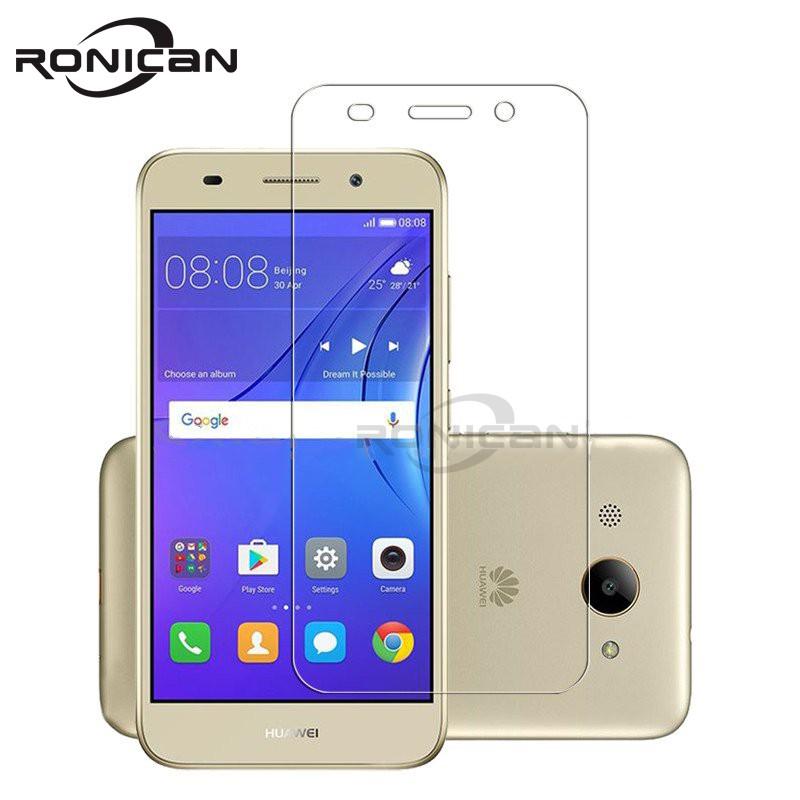 กระจกนิรภัยสําหรับ Huawei Y 3 2017 Cro - U00 Y 3 2017 Cro - L 02 Cro - L 22 Cro - L 03 Cro - L 23