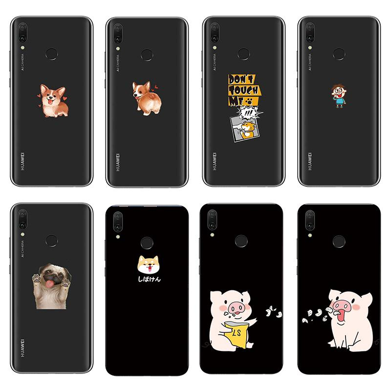 Review เคส Cute Dog Soft TPU Case Asus ZenFone Max Pro M1 ZB601KL/ZB602KL/ZB570TL/ZB501KL