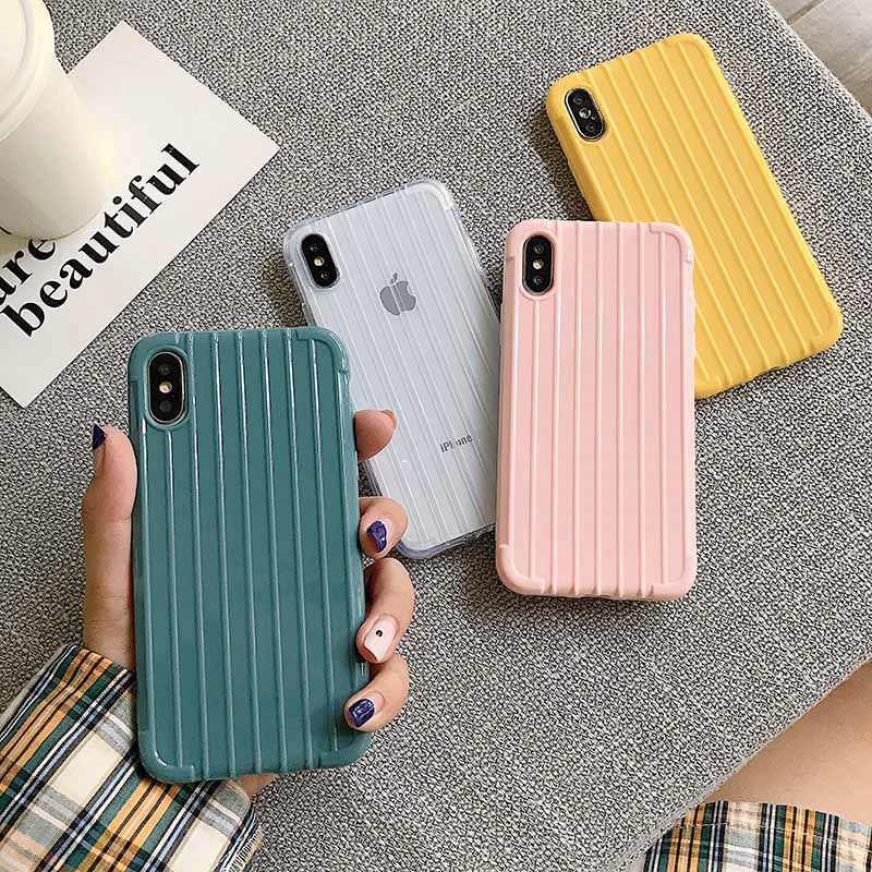 Casing Samsung M20 A10 M10 A20 A30 A50 A50s A30s A10s A9 A70 J2 J6 J7 J4 J8 Note 9 Prime Plus Pro 2018 Fashion Solid color Soft Case