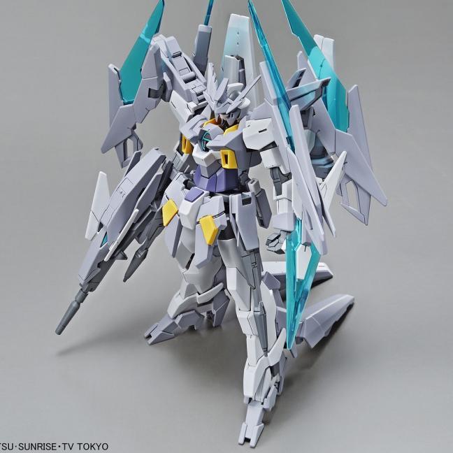 Hg Hgbd Gundam Age Ii Sv Ver. Kyoya Kujo 's ชุดโทรศัพท์มือถือของเล่นสําหรับเด็ก