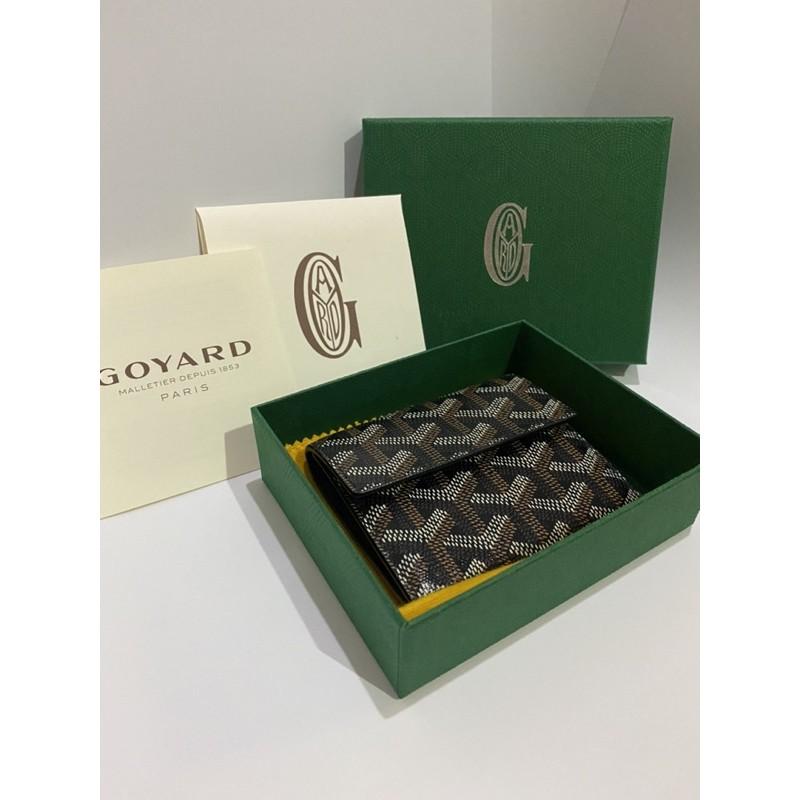 ❌ขายแล้ว❌ Used Goyard Flap card wallet ปี 19 แท้ 100