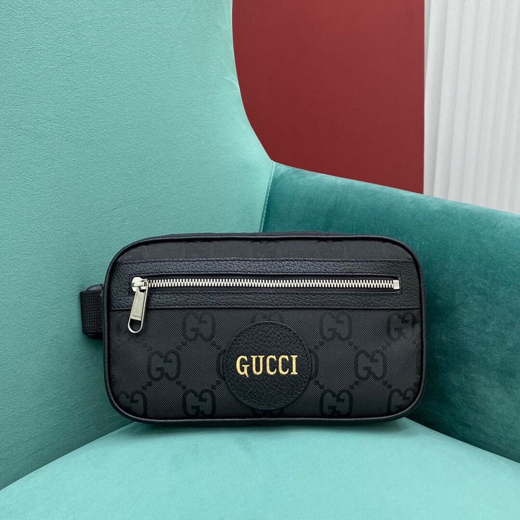 Gucci Off The Grid belt bag 631341กุชช กระเป๋าคาดเอว กระเป๋าสะพาย กระเป๋าสะพายไหล่ กระเป๋าผ้า แบรนด์เนน กระเป๋าคาดอก